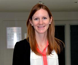 La chercheuse Jennifer Reed, de l'Institut de cardiologie de l'Université d'Ottawa.